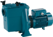 NMP Cast Iron Self-Priming Pumps with Built-in Strainer